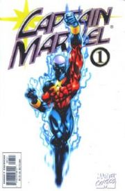 Captain Marvel Comics (1999 Series)